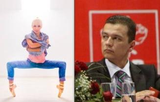 Piruete la cabinetul parlamentar: Un deputat PSD si-a luat consiliera o balerina