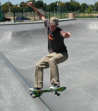 Pista de role si skateboard in Parcul Tineretului