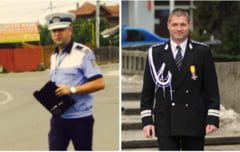 Pistolarul Vizitiu l-a scos la pensie pe fostul sef al IPJ Vaslui, comisarul Mihai Carp