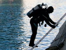 Pitesti: Un student din Coasta de Fildes a cazut intr-un baraj
