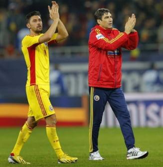 Piturca, dat de gol de un jucator al nationalei Romaniei: Iata cand pleaca la arabi