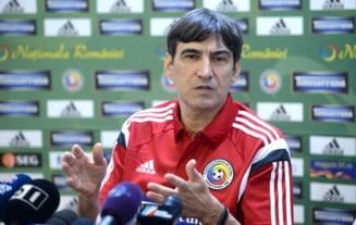 Piturca, despre meciul cu Ungaria si plecarea de la nationala Romaniei