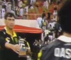 Piturca, sfidat de un jucator arab - cum a reactionat fostul selectioner (Video)