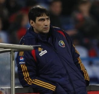 Piturca a chemat 25 de jucatori la echipa nationala