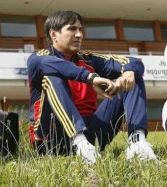 Piturca nu renunta la echipa nationala: E omul dracu'