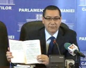 Plagiatul lui Ponta, discutat pe 3 martie la Inalta Curte: De ce a fost amanat procesul