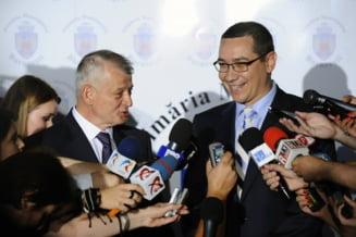 "Plagiatul lui Ponta in presa germana: ""Inca mai dezminte ca si-a copiat cu nerusinare dizertatia"""
