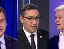 """Plagiatul lui Victor Ponta, atacat de Dacian Ciolos si Eugen Tomac. Cei trei, prezenti in acelasi studio TV: """"Hai, dottore!"""""""