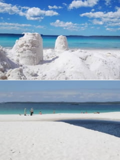 Plaje unice in lume (Galerie foto)