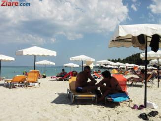 Plajele din Vama Veche se deschid in acest weekend. Sezlongurile sunt mai scumpe
