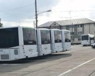 Plangere penala dupa mitingul PSD de la Iasi: Autobuze bagate in revizie de urgenta, dar trimise cu angajati la miting