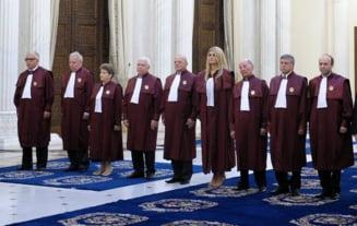 Plangere penala impotriva CCR - judecatorii, acuzati de fals in acte
