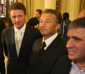 "Planul ""Baciului"" pentru FRF: Hagi director general si Dan Petrescu selectioner"