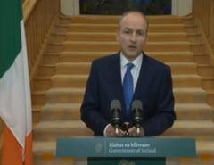 Planul Irlandei pentru iesirea din carantina. In ce conditii se va sarbatori Craciunul