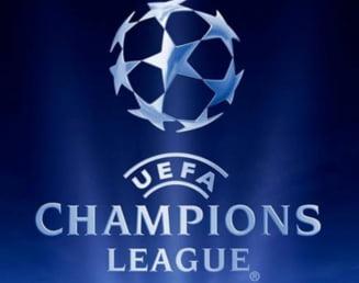 Planul UEFA pentru incheierea sezonului in Champions League