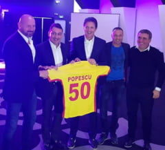 Planul celor doi Gica: Hagi selectioner si Popescu presedinte FRF