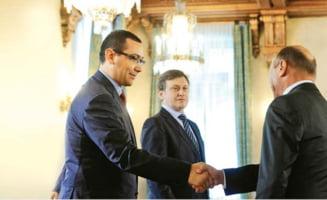 Planul lui Basescu si Ponta pentru Antonescu (Opinii)