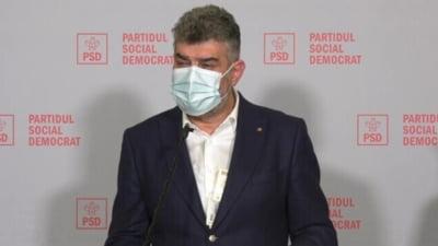 Planul lui Ciolacu. Presedintele PSD negociaza intens cu parlamentarii AUR si cu cei ai minoritatilor