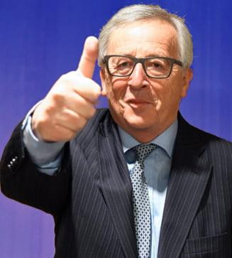 Planul lui Juncker pentru o Europa cu doua viteze devine oficial. Europa de Est, lasata in urma - surse Reuters