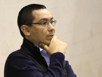 Planul lui Ponta pentru 9 decembrie (Opinii)