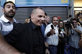 Planul pentru salvarea Greciei, criticat din nou de Varoufakis: Nu va functiona