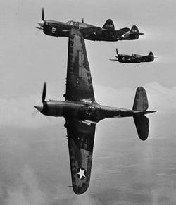 Planul secret al SUA de a trimite 8.000 de avioane in URSS