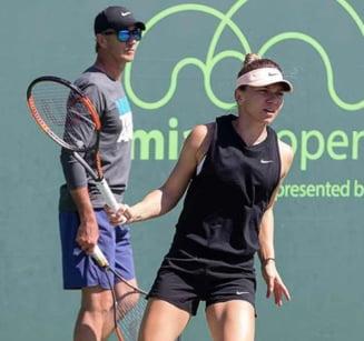 Planuri mari pentru Simona Halep: Nu isi ia vacanta dupa turneele din America