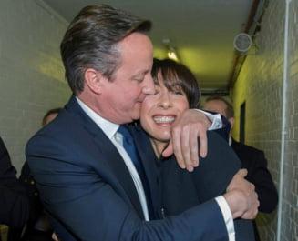Planurile lui David Cameron, dupa castigarea alegerilor: Referendum pentru apartenenta Marii Britanii la UE