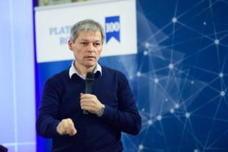 Platforma lui Ciolos va prezenta zilnic comparatii intre guvernarea tehnocrata si cea a PSD-ALDE