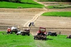 Plati in avans pentru fermieri