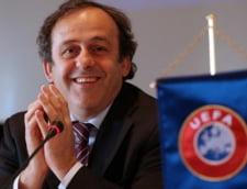 Platini lanseaza acuzatii dure la adresa presedintelui FIFA