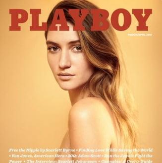 Playboy revine la pozele nud: A fost o greseala