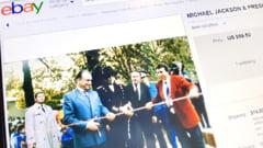 Playtech.ro: Internetul americanilor s-a umplut de suveniruri romanesti. Cat costa un Ceausescu sau un Iohannis