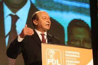 Pleasca Basescu a ajuns blestemul PDL (Opinii)