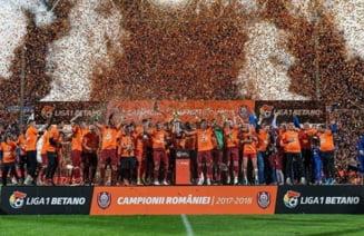 Plecari in masa de la CFR Cluj dupa castigarea titlului