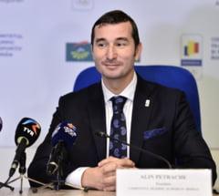 Plecat pe usa din dos de la Comitetul Olimpic, Petrache a fost ales in unanimitate presedinte al FR Rugby