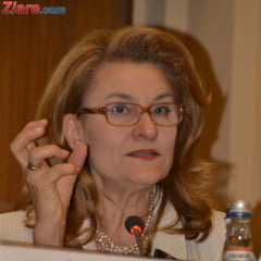 Plecata cu scandal din PC, Maria Grapini a gasit Partidul Puterii Umaniste