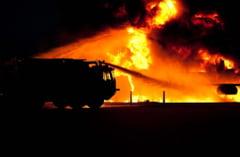 Plecati in Croatia? Un incendiu de proportii face ravagii in zona orasului Split (Foto&Video)