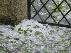 Pleci in Germania? Se anunta precipitatii cu gheata si ploi puternice