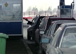 Pleci sau treci prin Bulgaria? Iata singurele locuri unde se mai poate plati taxa de drum