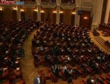 Plenul Parlamentului dezbate si voteaza Strategia Nationala de Aparare