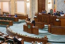 Plenul senatului, convocat în sesiune extraordinară pentru OUG referitoare la deconectarea rău-platnicilor la gaze şi electricitate