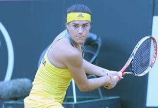 Ploaia a dat peste cap programul de la Wimbledon: Meciurile romanilor au fost amanate