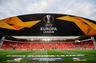 Ploaie de goluri in sferturile Europa League: Iata rezultatele complete