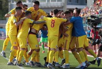 Ploaie de oferte pentru jucatorii nationalei de tineret a Romaniei dupa victoria impresionanta cu Croatia: Unde ar putea ajunge Ianis Hagi
