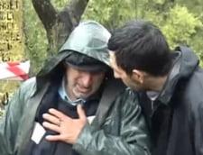 Ploile au facut prapad in Transilvania: Culturi distruse, gospodarii inundate