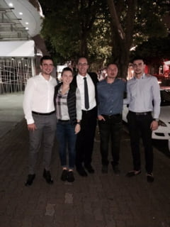 Plugusorul Simonei Halep: Sa-i uram de Sorcova S-o bata pe Sharapova