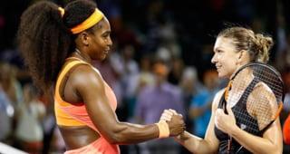 Poate fi Simona Halep principala amenintare pentru Serena Williams?