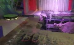 Podea prabusita intr-un club din Tenerife: 40 de raniti, printre care si un roman (Video)