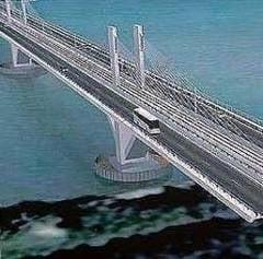 Podul Calafat-Vidin va fi deschis cel mai devreme in mai